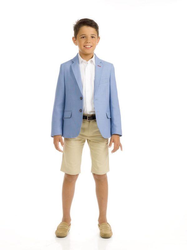 Timoneles pantalones de comunión para niños