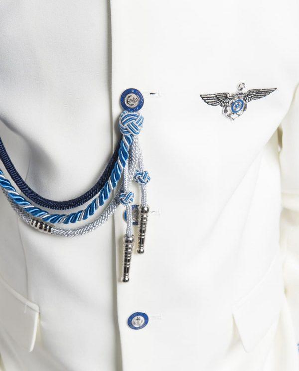 traje de comunión de almirante para niño