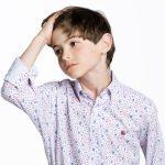 camisas sport de niño para comunión