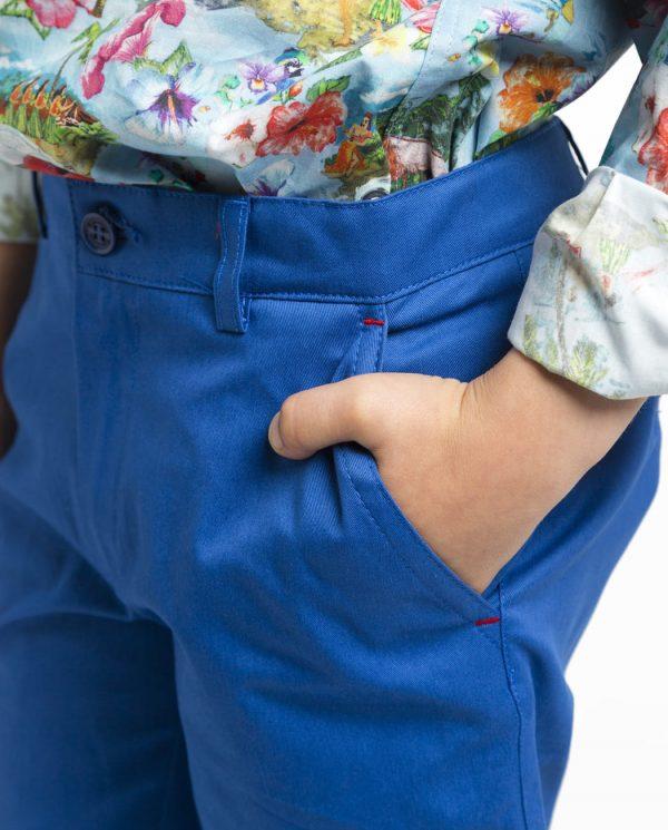 pantalones sport de niño