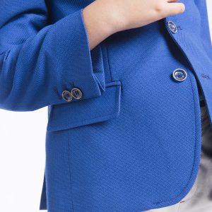 chaqueta sport de niño para comunión
